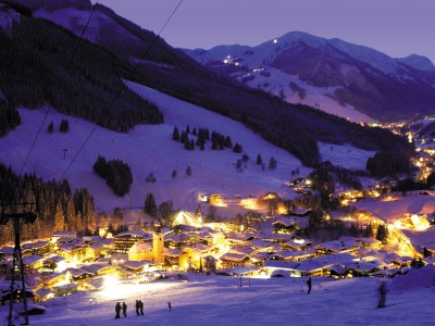Saalbach_Night