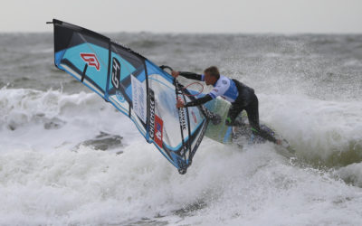 Watersports / Davidoff Cool Water Windsurf World Cup 2014 / 26.09.- 05.10.2014 / Wave   *** Local Caption *** +++ www.hoch-zwei.net +++ copyright: HOCH ZWEI /Joern Pollex +++