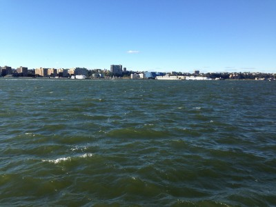 Golfen Hudson River