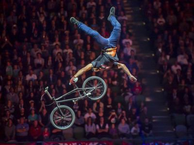Nitro Circus Live Australian Tour 2014