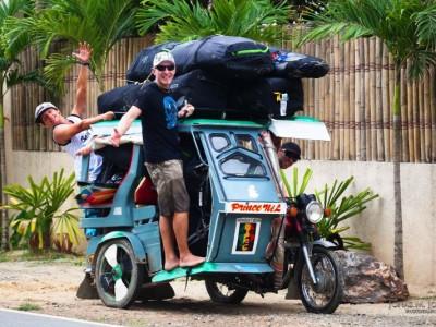 Philippinen Camp 4