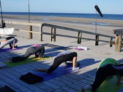 Yoga Sandra Wagner