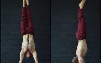 Steven Zierfuß - HandstandWorkShooting