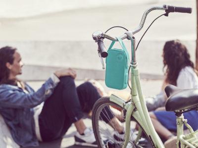 LIBRATONE ONE CLICK_Caribbean Green_Bike