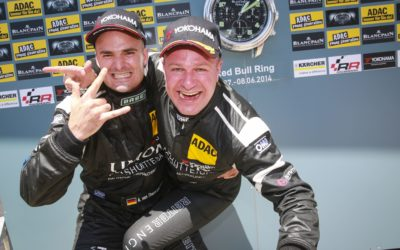 ADAC GT Masters 2014 Red Bull Ring