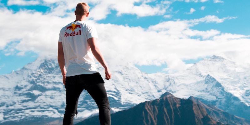 RedBull Alps