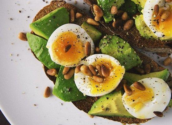 Ernährungsplan und Muskelaufbau