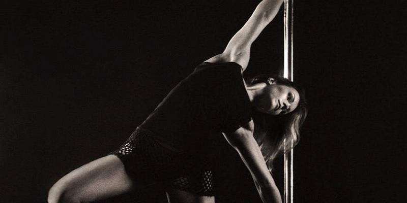 Pole Dance ist Ganzkörper-Training!